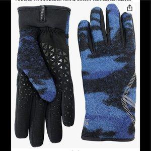 ⬇️🔥NWT U|R Powered Men's Knit &Touchscreen Gloves